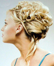 Nika's Hair Studio Upstyles Weddings 3